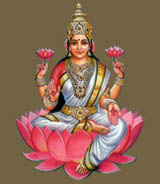Vidya Lakshmi - The provider of knowledge