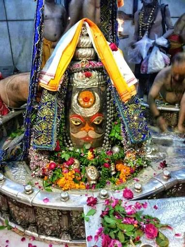Lord Shiva as Mahakal