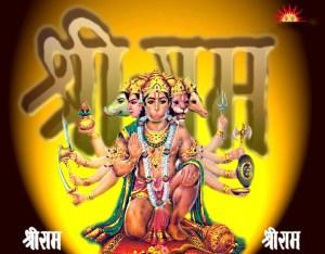 Shri Hanuman Jee