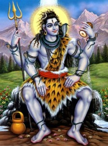 Lord Shiva enquires Lord Yama