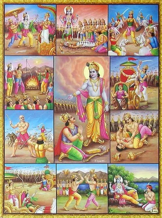 mahabharat-war-iamge