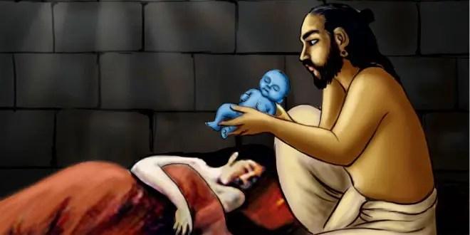 Birth-Lord-Krishna