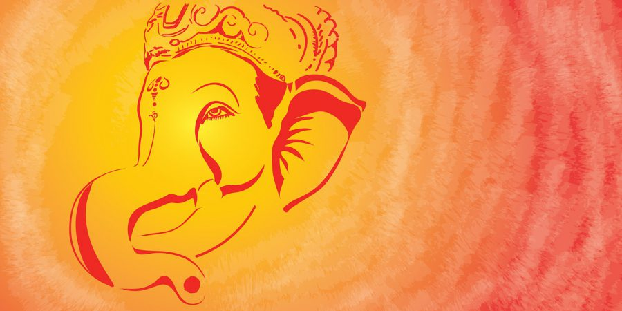 Lord Ganesha Turmeric