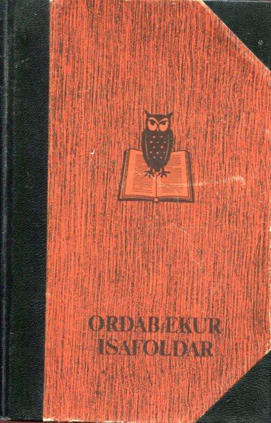 Þýsk Íslensk orðabók Ísafoldar