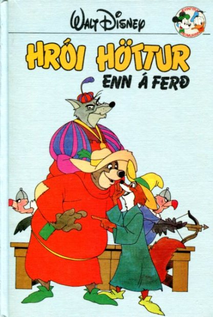Hrói höttur enn á ferð
