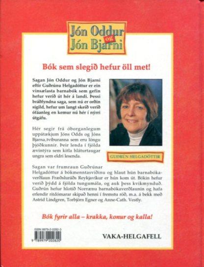 Jón Oddur og Jón Bjarni