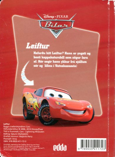 Leiftur