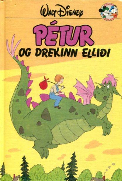 Pétur og drekinn Elliði