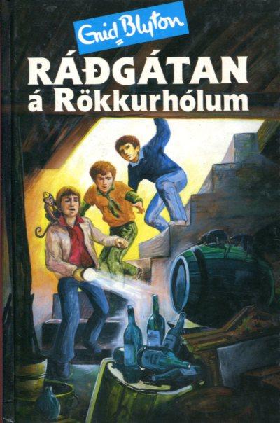 Ráðgátan á Rökkurhólum