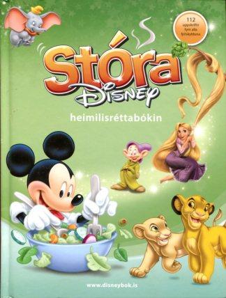 Stóra Disney heimilisréttabókin
