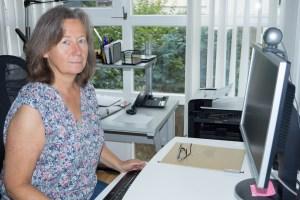Ellen Hartung, Sekretariat