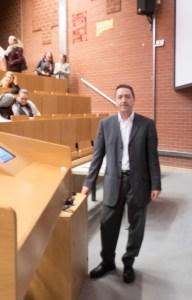 Klaus Ritter, Vortrag an der Universität Kassel zur Umgangsregelung