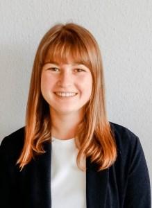 Antonia Mariß, Praktikantin der Praxis Ritter und Gerstner