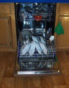 New Dishwasher mistake