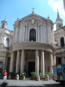 romes-church-of-santa-maria-della-pace-as-in-abstract-aliases