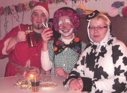 1. Rittergutsfasching am 11.02.2012