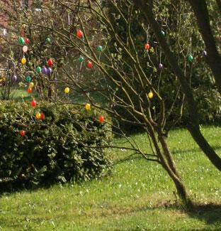 Ostern im Rittergut am 07.04.2012 ab 14.00 Uhr