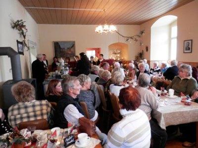 Weihnachten im Rittergut am 08.12.2012