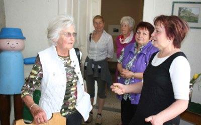 Anita Popp im Rittergut am 04.05.2012