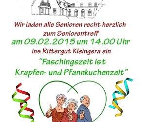 1. Seniorentreff 2015