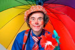Ecke-Rode-als-Clown