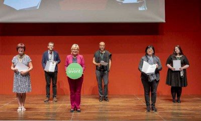 Rosalie Brandt gewinnt Preis bei Denkzeit-Event