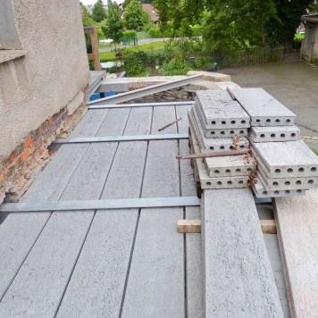 Durchgeführte Erhaltungsmaßnahmen am Herrenhaus Rittergut Kleingera 2017 36