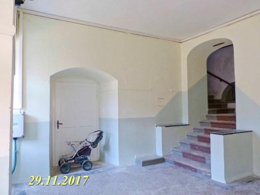 Durchgeführte Erhaltungsmaßnahmen am Herrenhaus Rittergut Kleingera 2017 42
