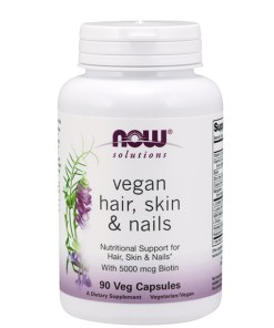 NOW- Hair, skin and nails support