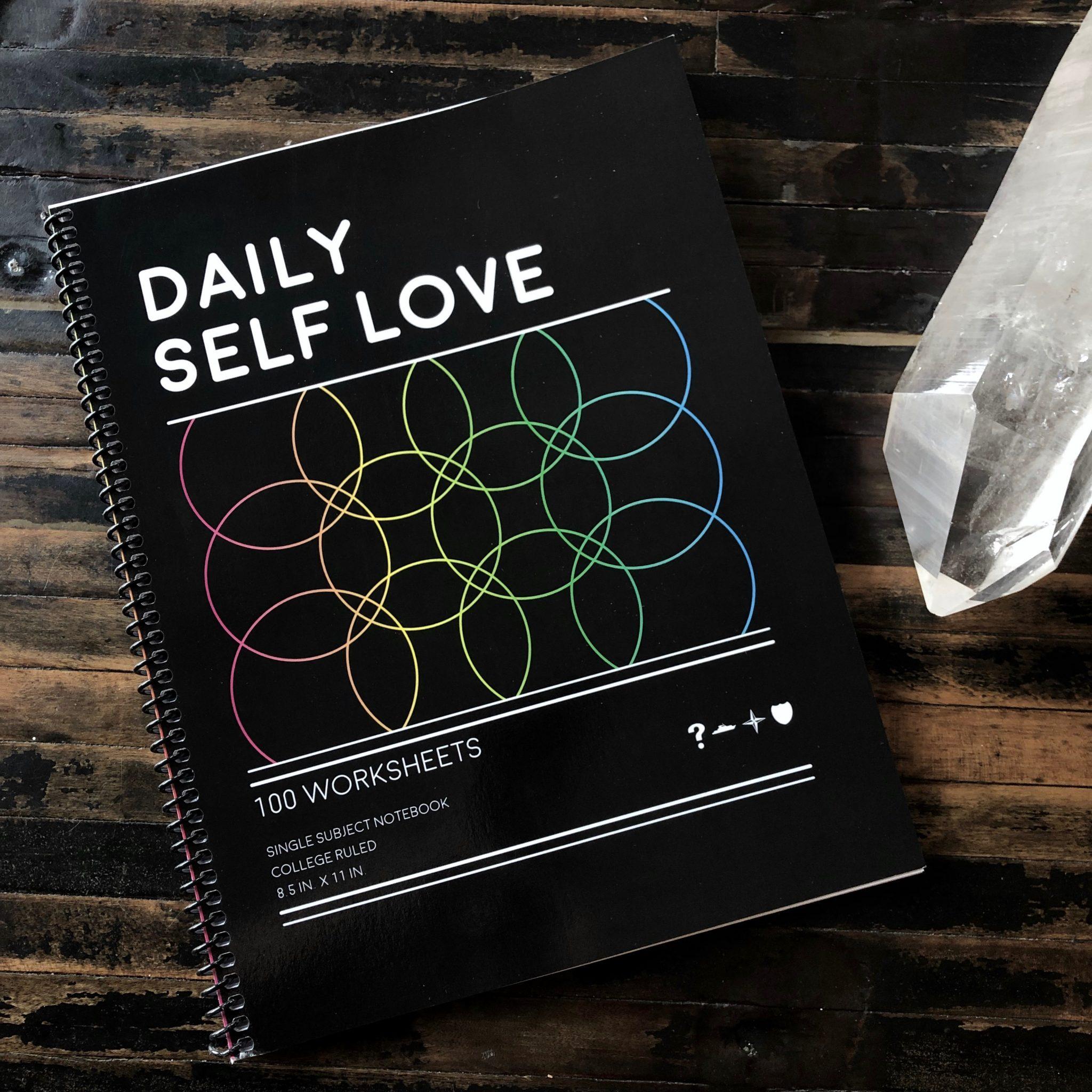 Daily Self Love Worksheet