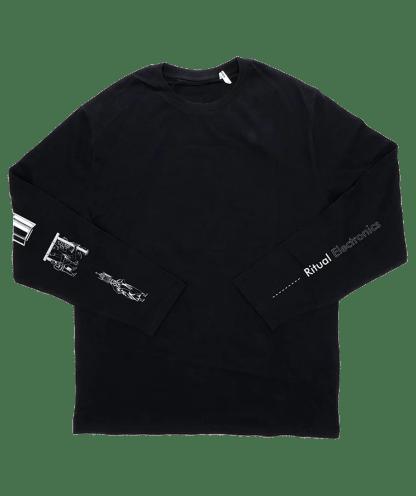 Ritual Electronics Long Sleeve T-shirt serie I