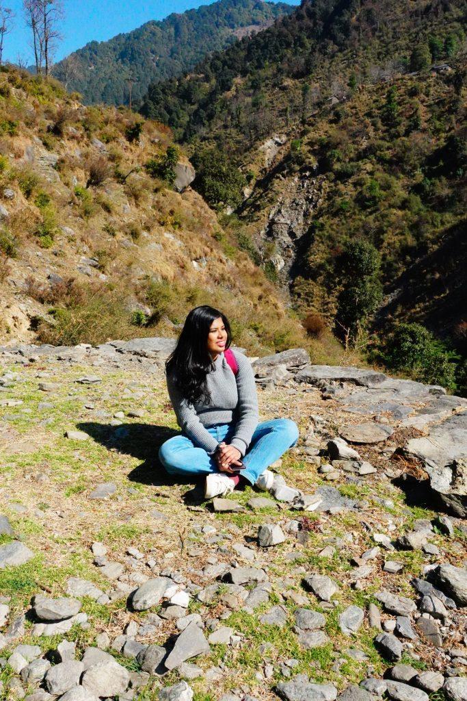Bangoru waterfall trek