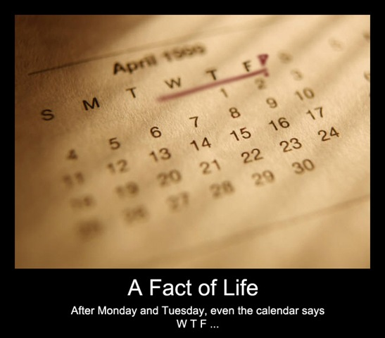 CalendarWTF