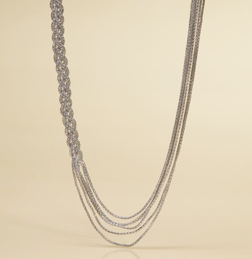 Braided Layering Necklace