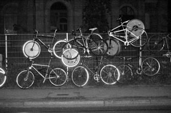 ...Bike Parkplatz