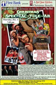 Three Redneck Tenors @ Historic Ritz Theatre | Centreville | Alabama | United States