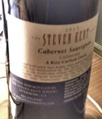 steven kent cabernet sauvignon