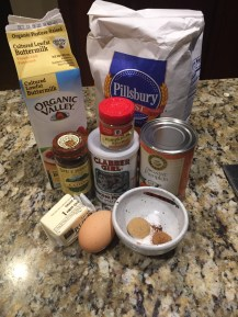 pumpkin pancakes ingredients