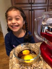 Eggs and Vanilla