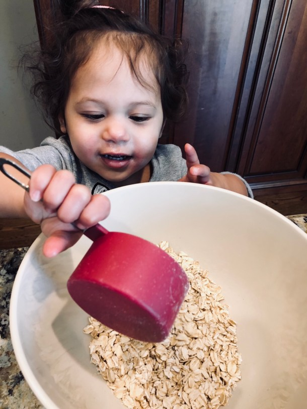 Rolled Oats for Granola