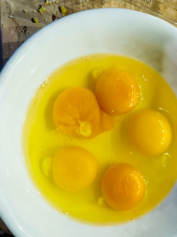 Egg and Egg Yolks