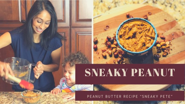 Amazon's Sneaky Pete Inspired Recipe