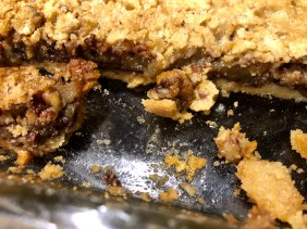 Crack Pie meets Pecan Pie