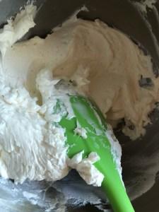 honey swiss meringue buttercream
