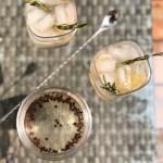 timur pepper infused gin