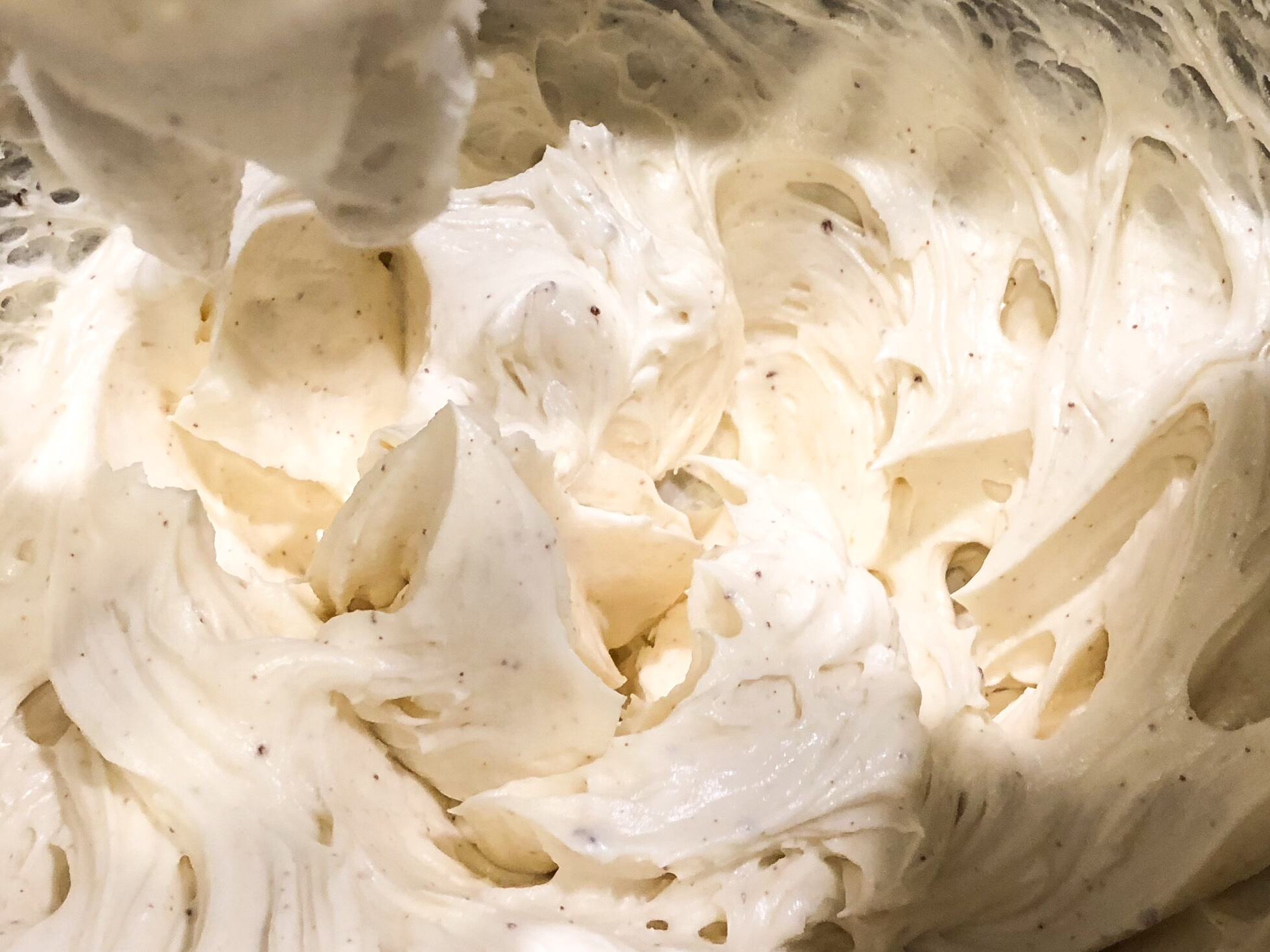 browned butter cream cheeese frosting