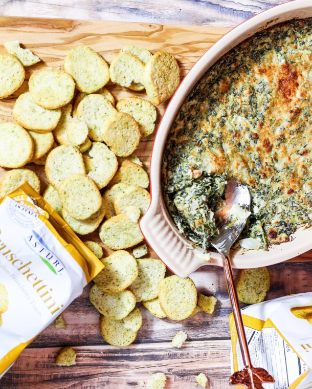 Creamy Spinach Kale Dip