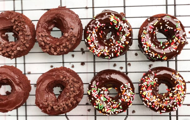 chocolate donut recipe