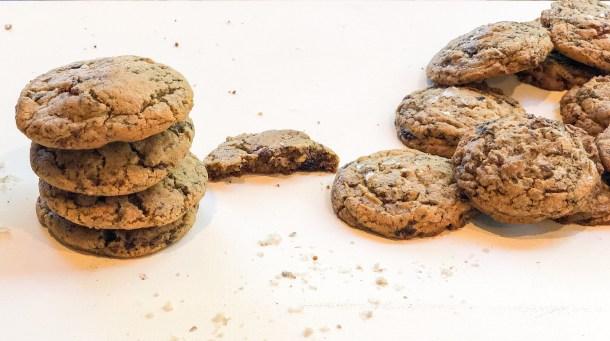 rye flour cookies