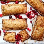 cranberry apple rye hand pies